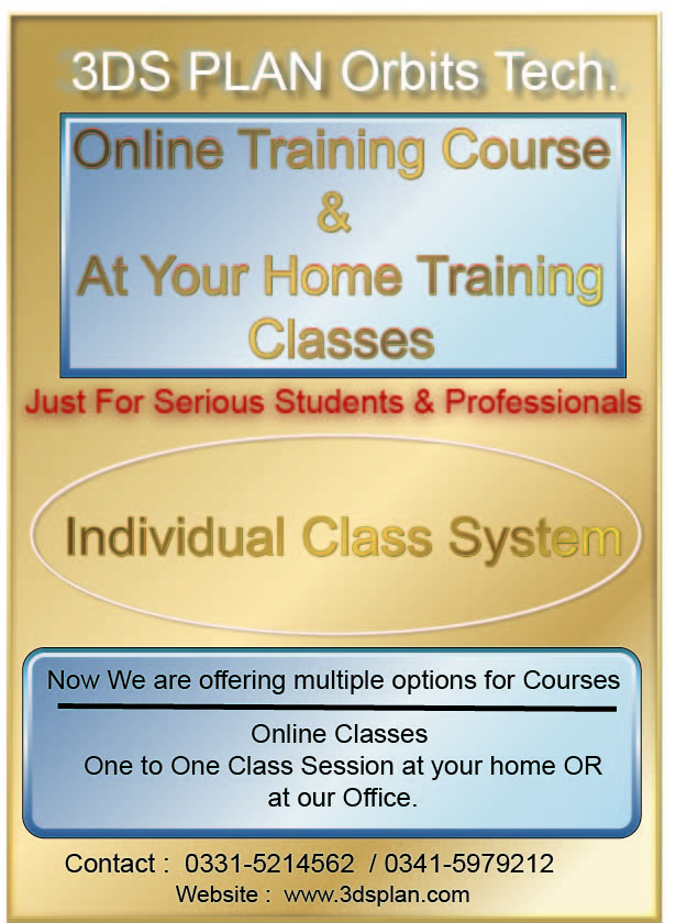 Online Courses Revit , Civil 3D , AutoCad , 3DS Max , Primavera